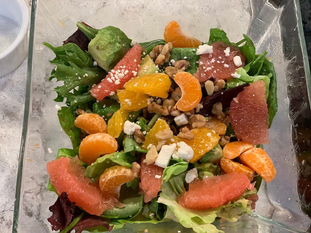 Citrus Avocado Salad