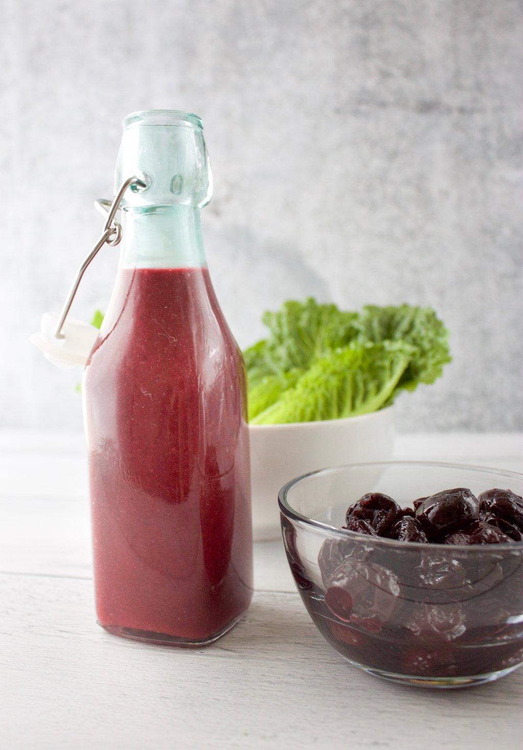 Sweet Cherry Vinaigrette