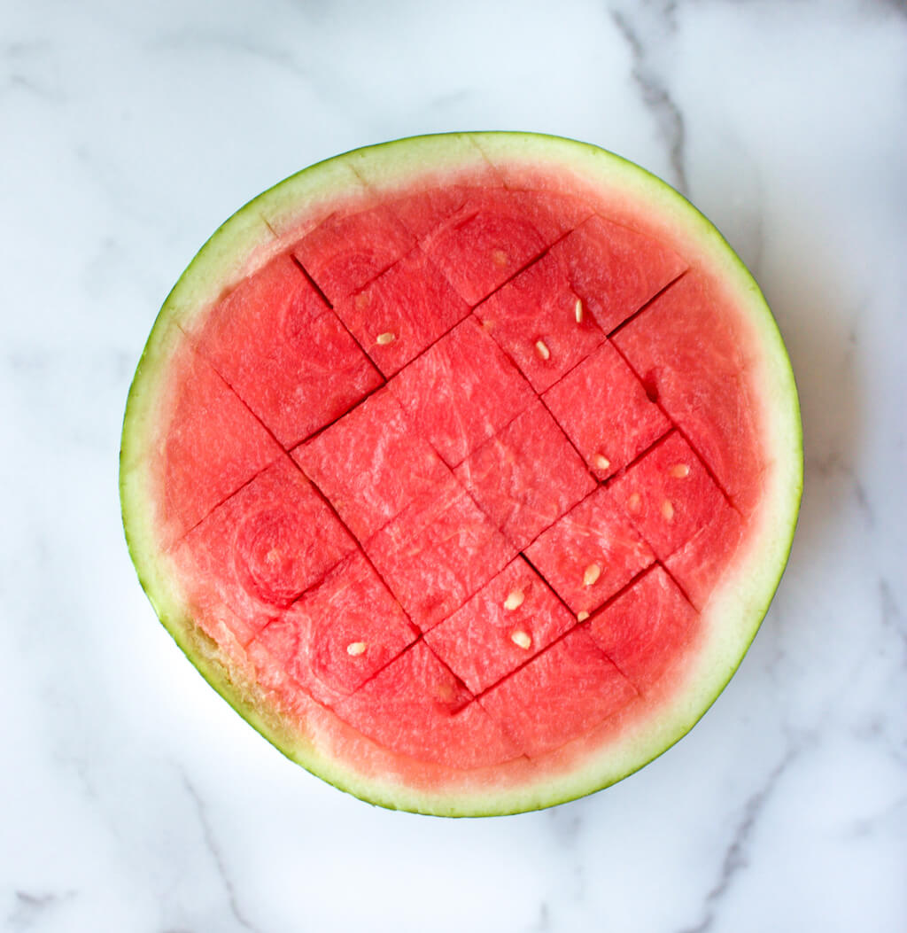 "Making Sandía Loca | Mexican-Style ""Crazy"" Watermelon"