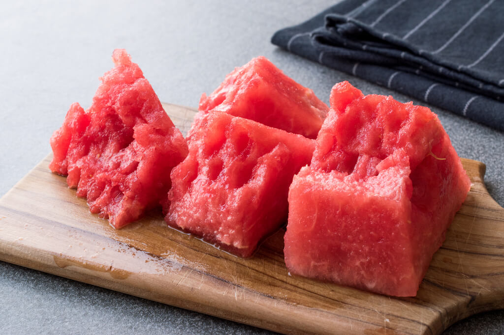 Can dogs eat watermelon? Yes!