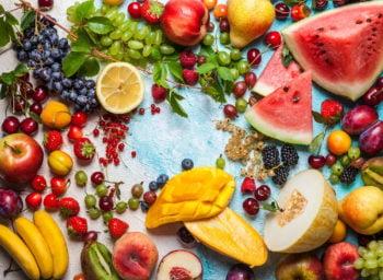August 2019 Produce Challenge Calendar