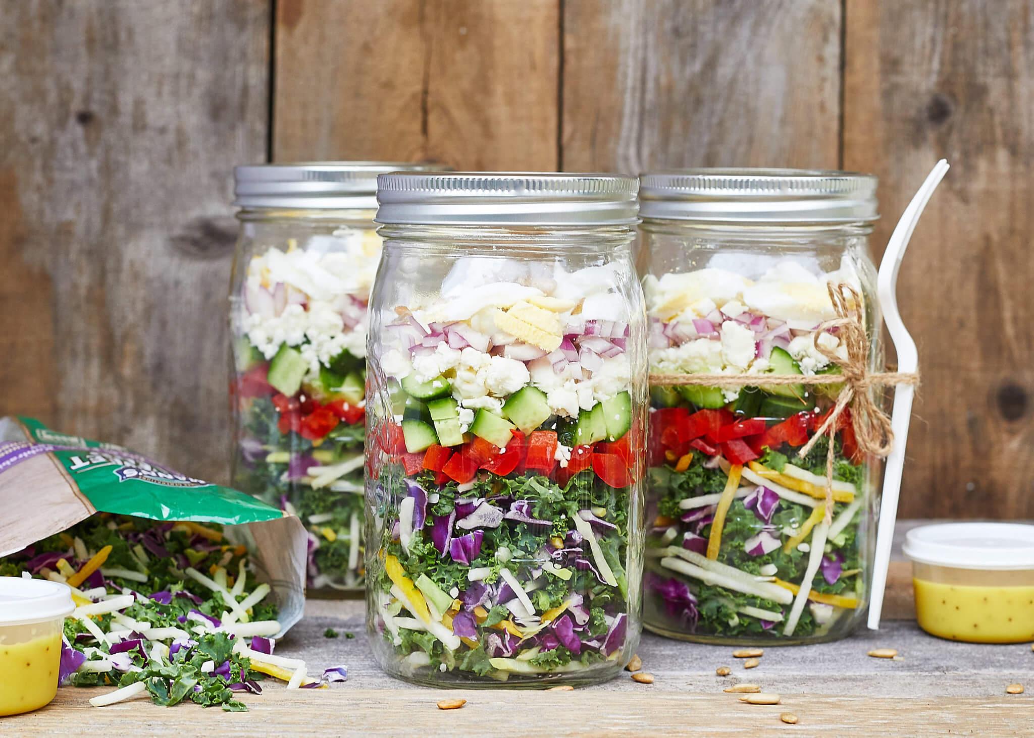 Kale Beet Mediterranean Salad   Quick and Easy Picnic Recipe