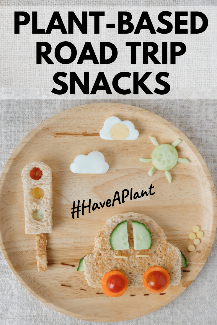 Plant-Based Road Trip Snacks for the Family