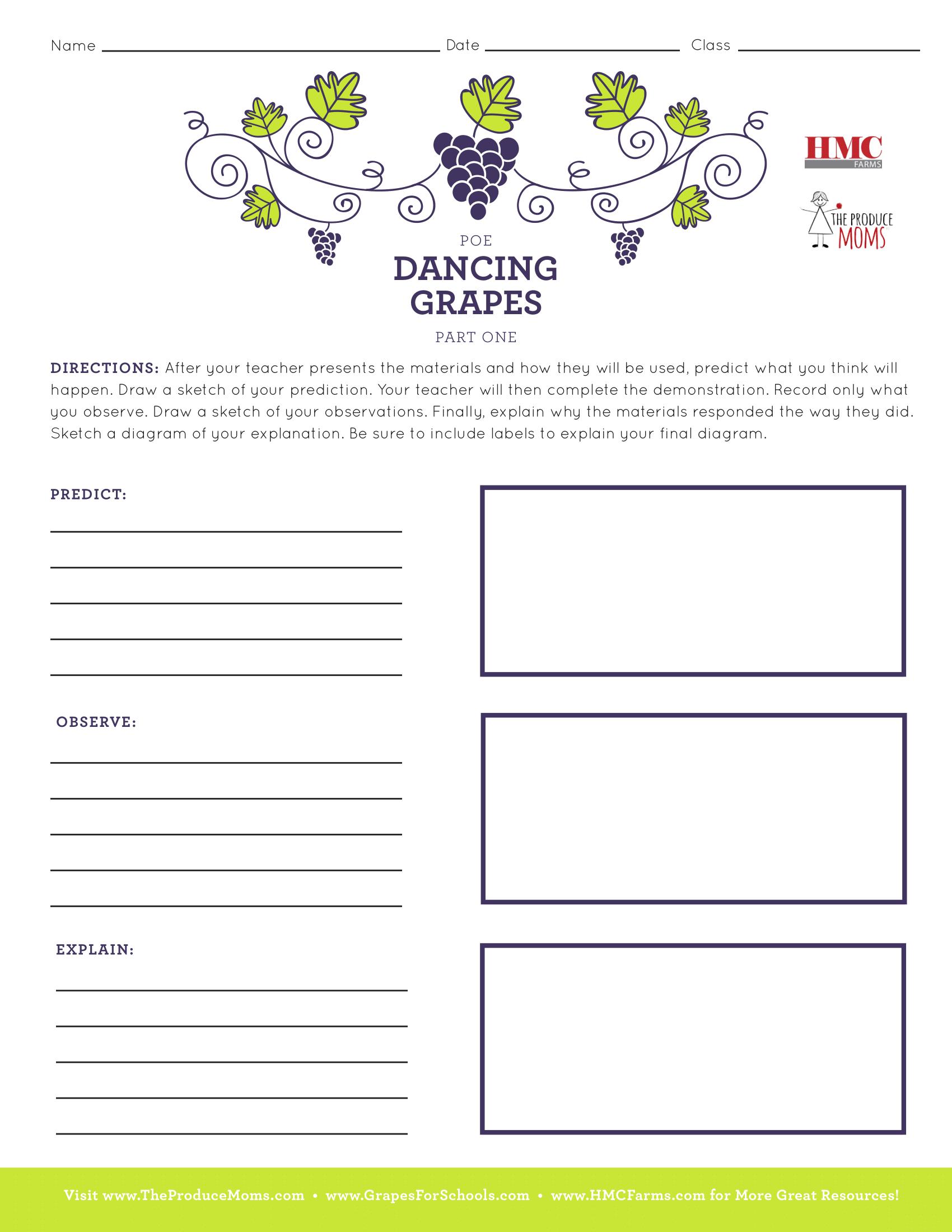 STEM - Dancing Grapes 2