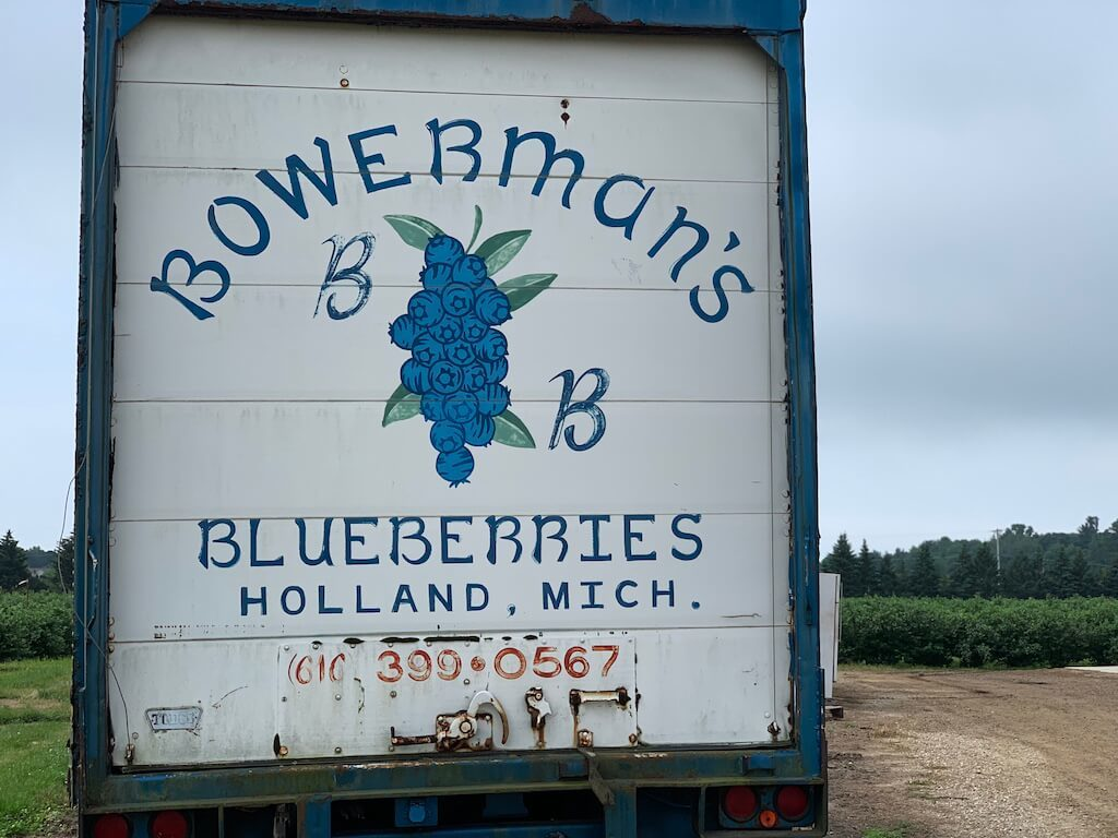 North Bay Produce Blueberry Farms Tour