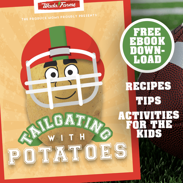 Tailgating with Potatoes - Free eBook
