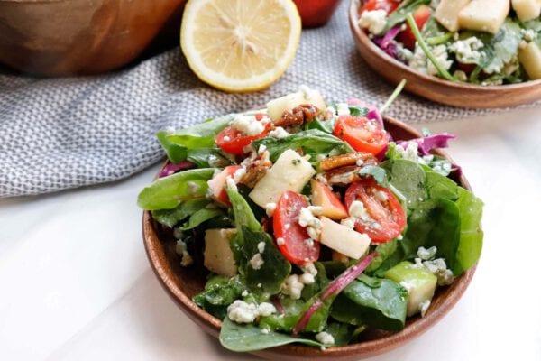 Apple Pecan Salad - Sage Fruit
