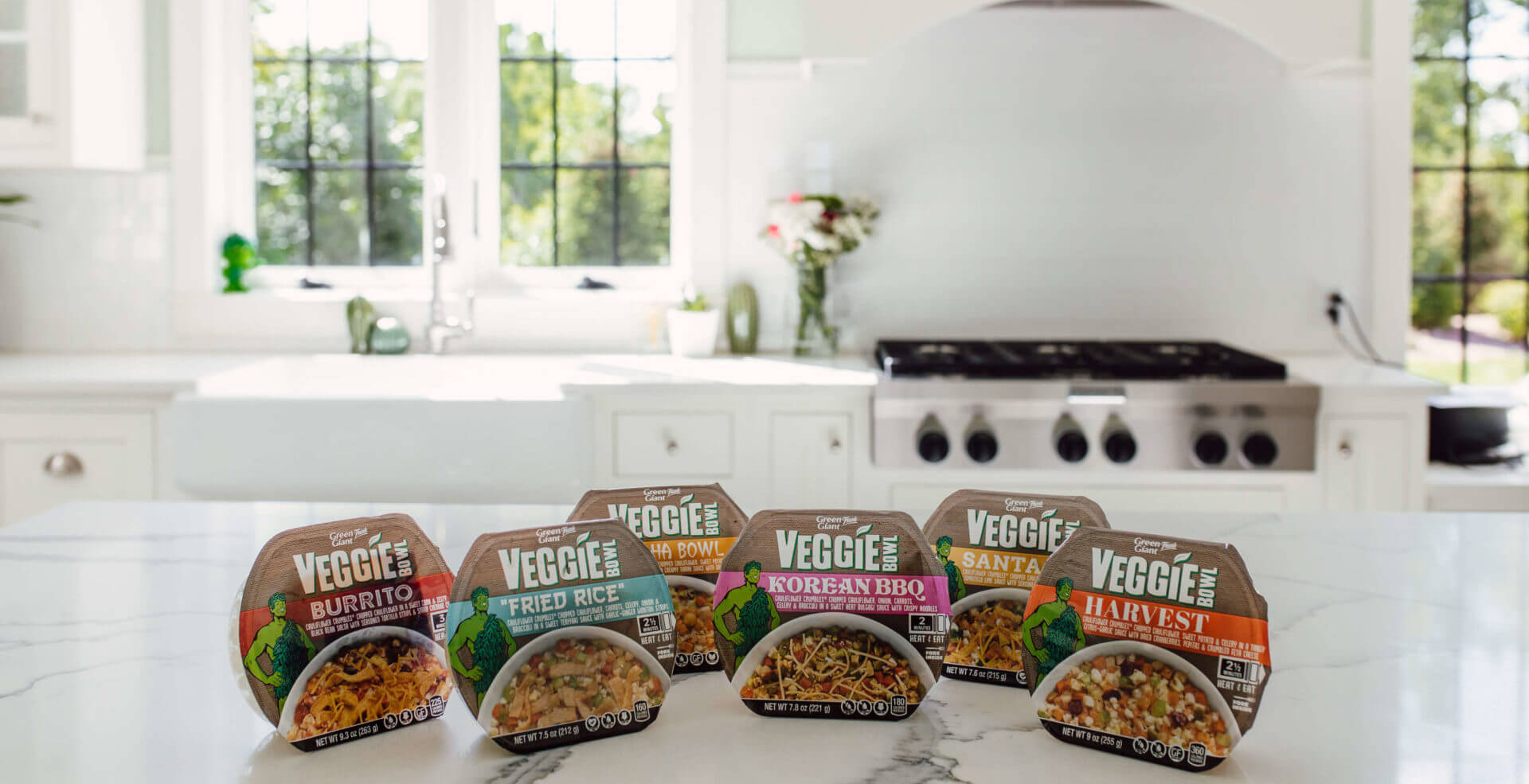 Green Giant™ Fresh Veggie Bowls