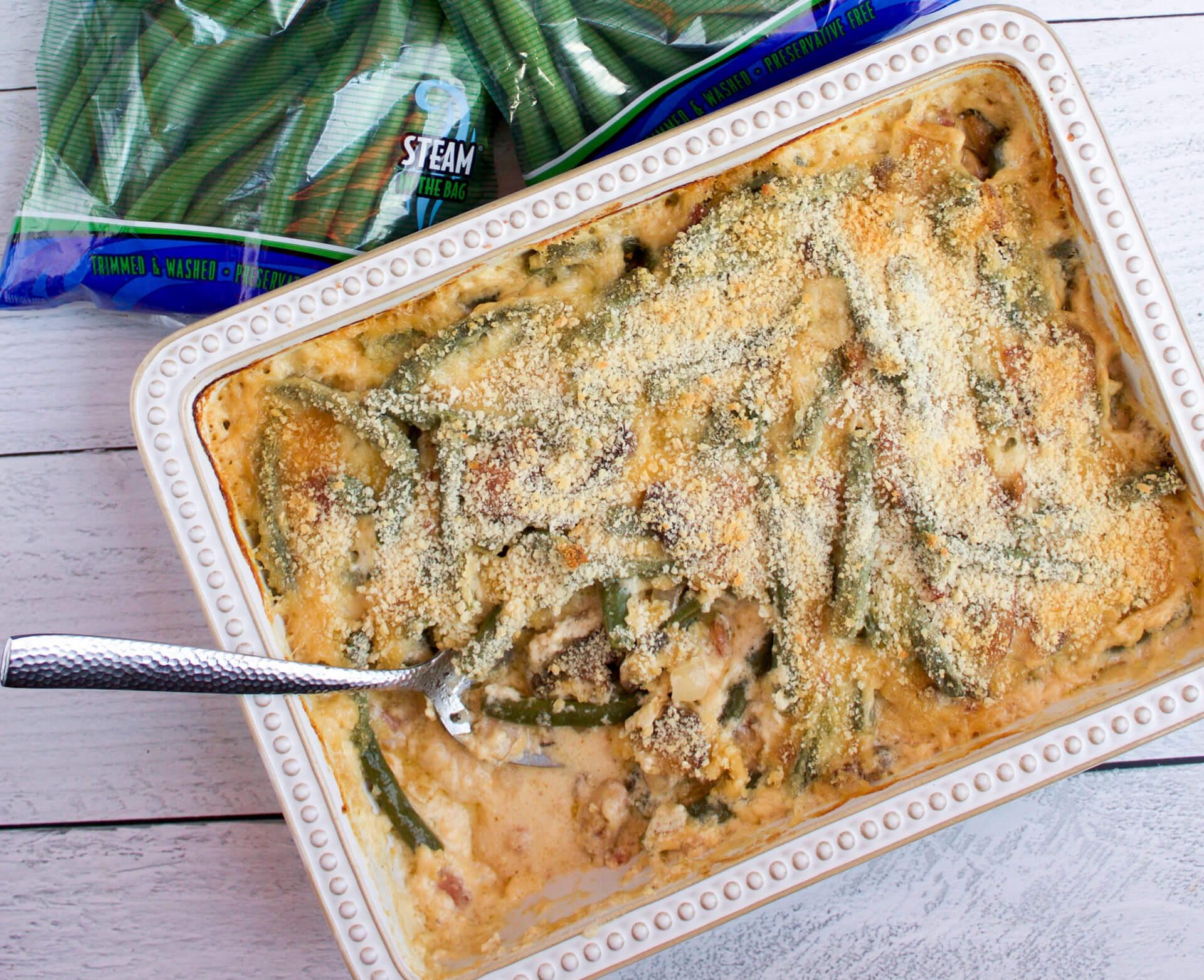 Eat Smart® Fresh Green Bean Casserole