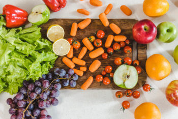 January 2020 Produce Challenge Calendar