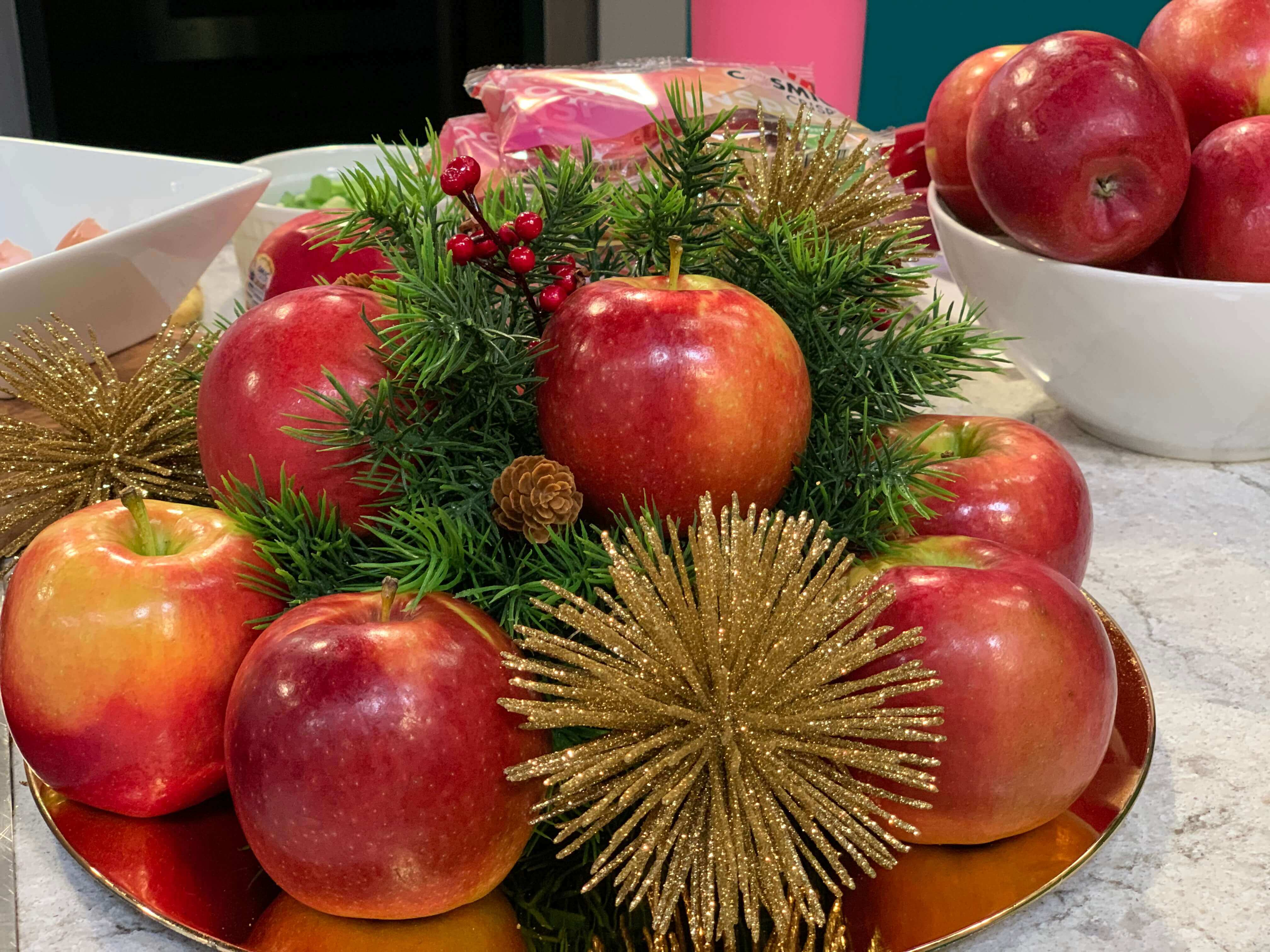 Produce For The Holidays - Cosmic Crisp Apples