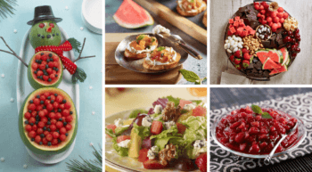 Watermelon Recipes For The Holidays