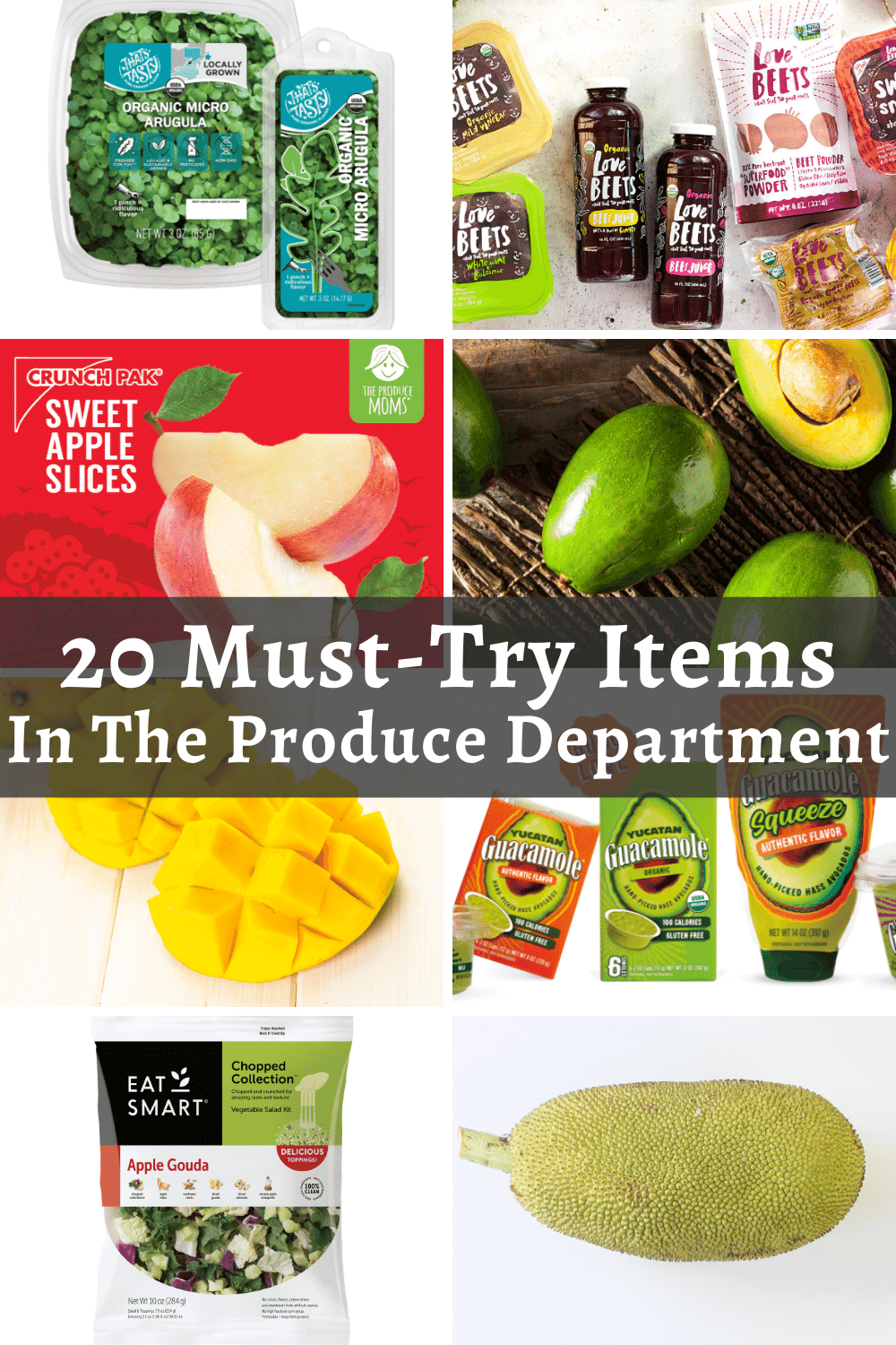 20 Must-Try Produce Items