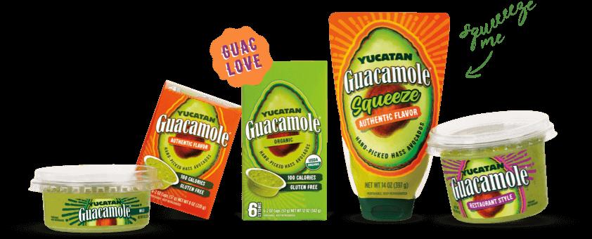 Yucatan Guacamole®