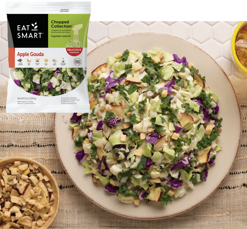 20 Must-Try Produce Items in 2020: Eat Smart® Salad Kits