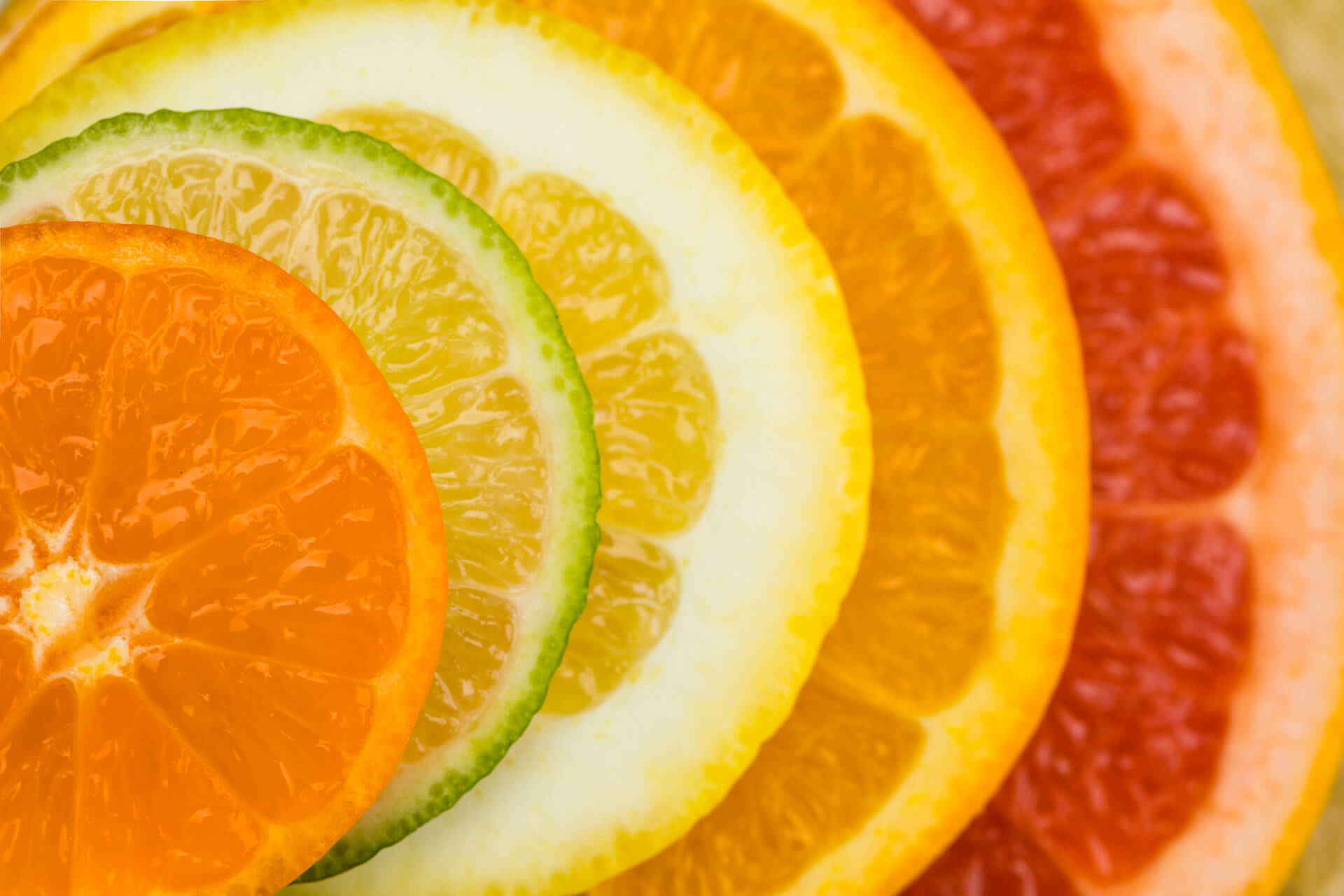 Eating Citrus Makes a Difference