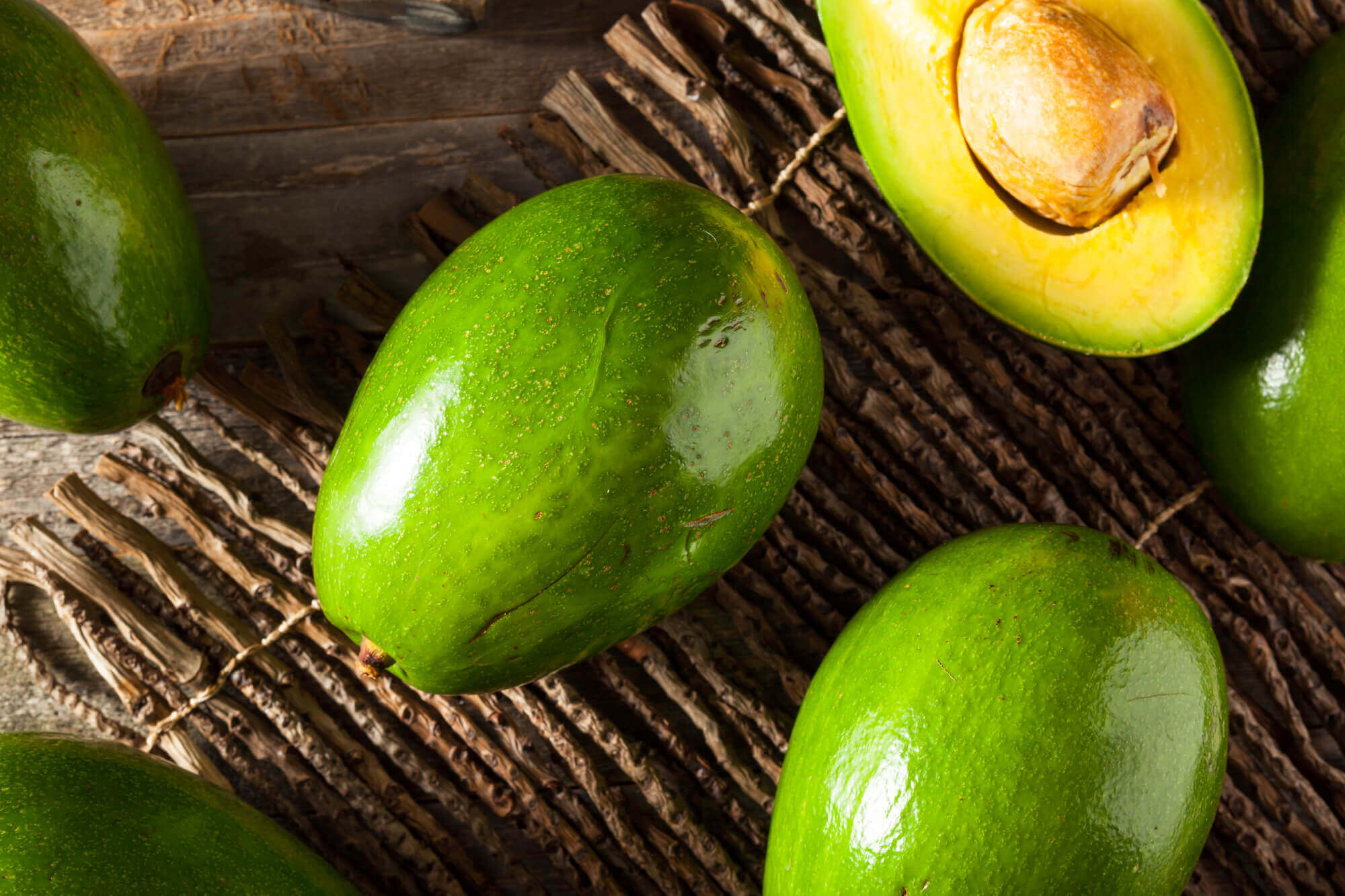 Must-Try Produce Items: Tropical Avocados