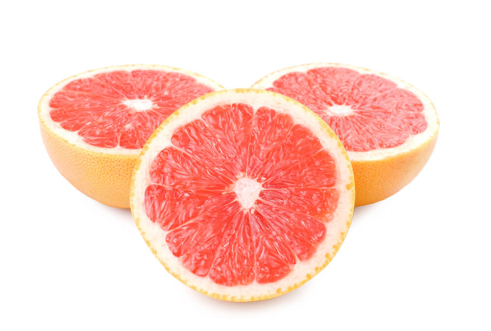 Health benefits of eating grapefruit