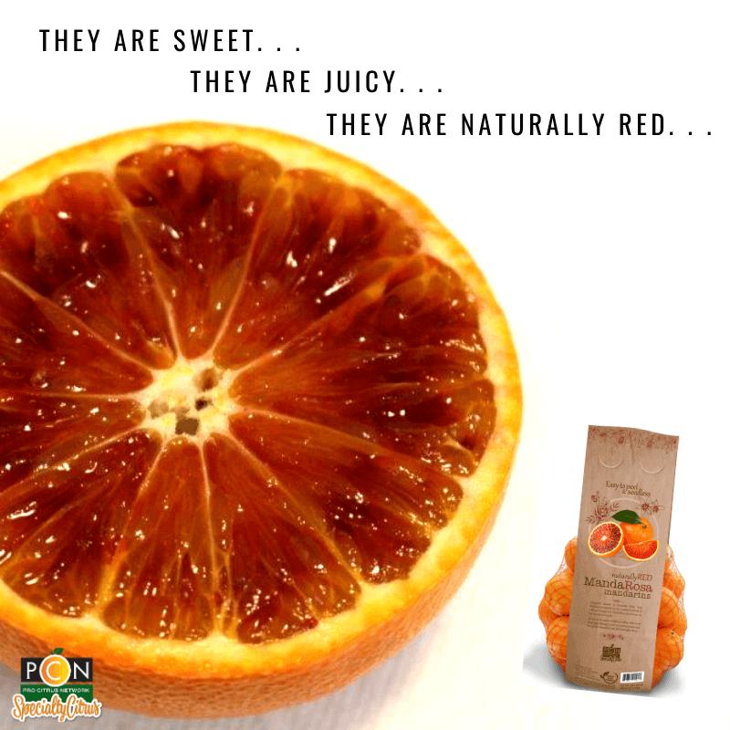 MandaRosa Mandarins