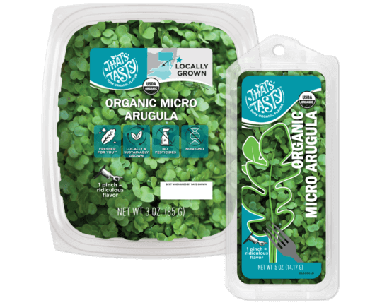 20 Must-Try Produce Items in 2020: That's Tasty™ Microgreens