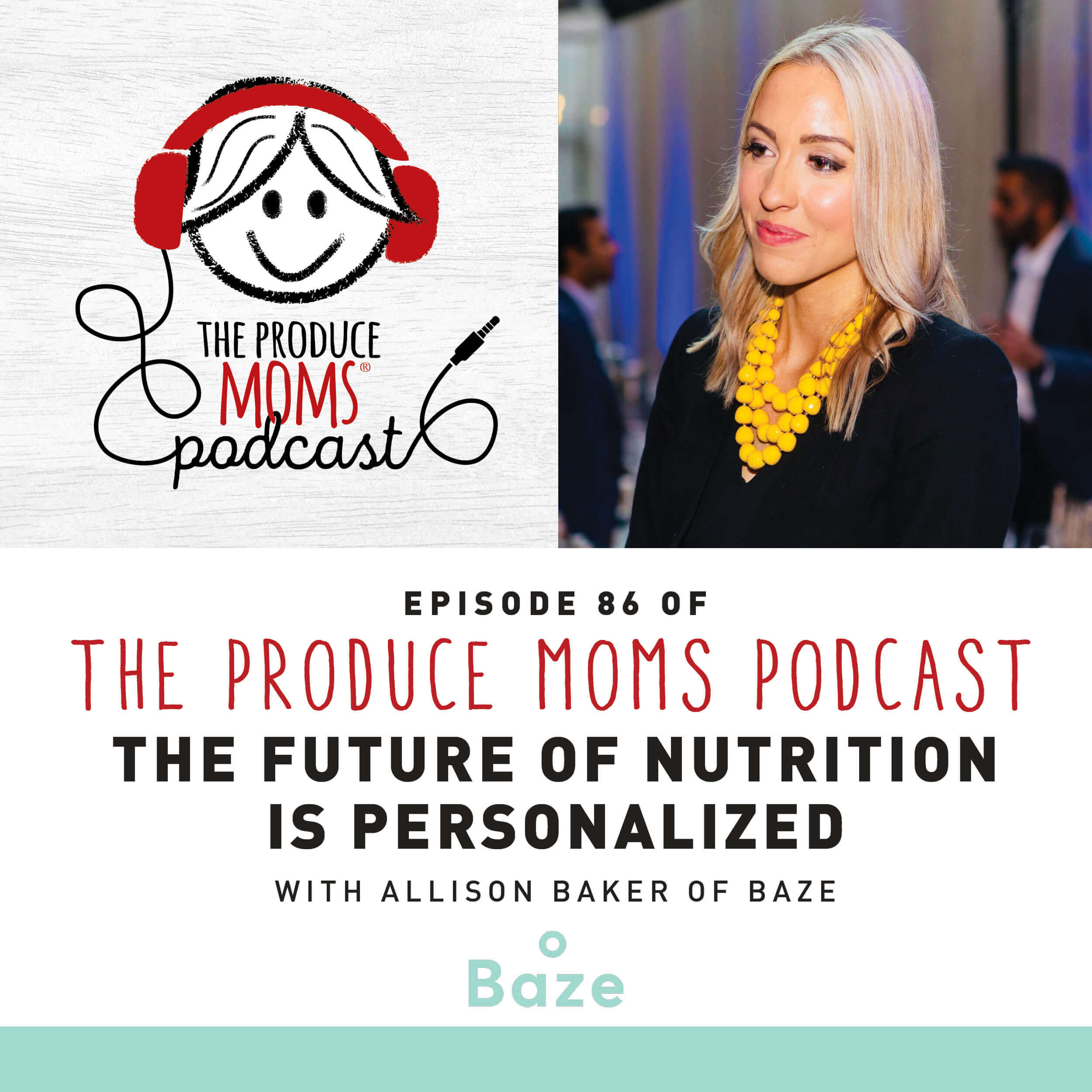TPM Podcast with Allison Baker of Baze