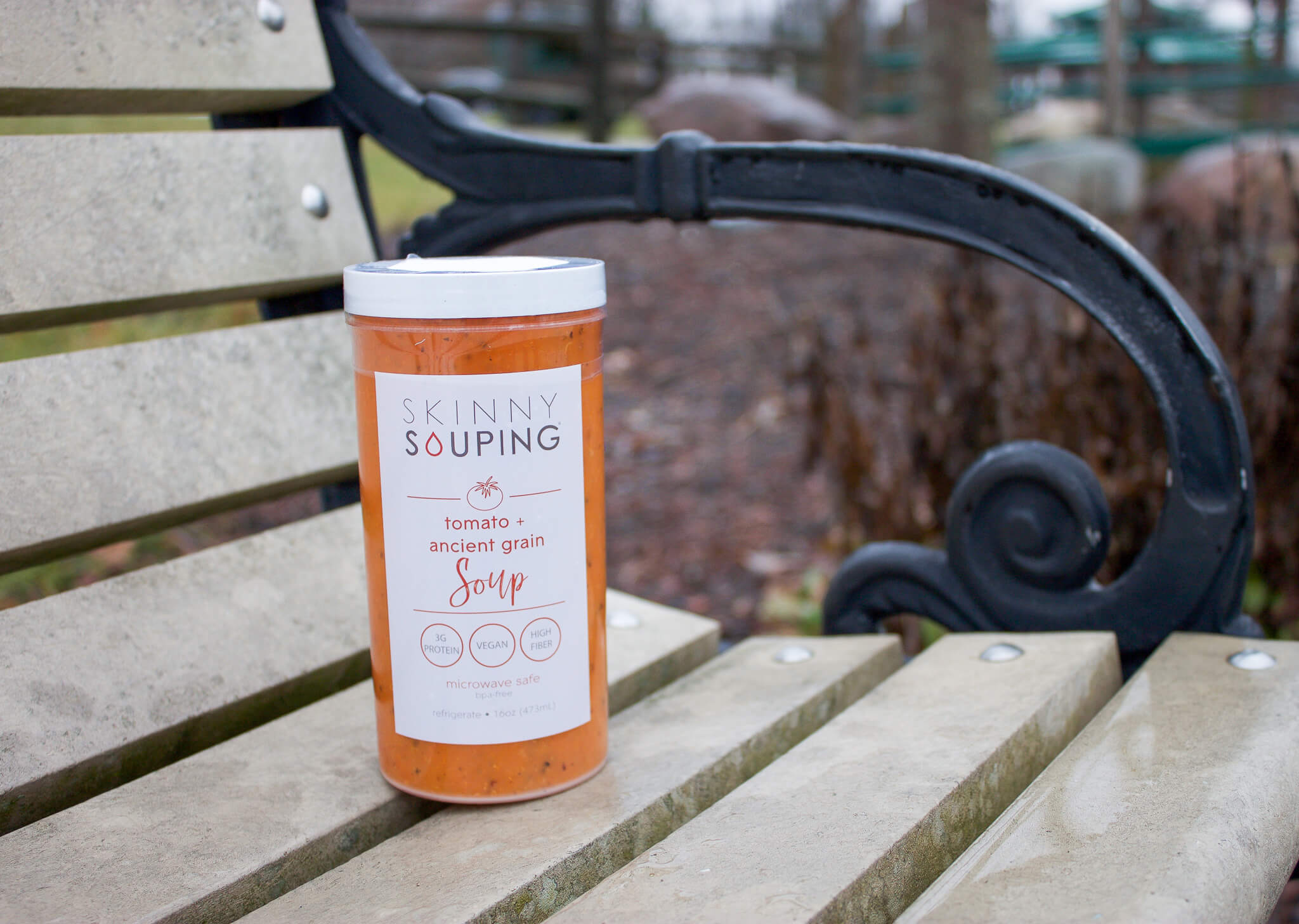 Skinny Souping®: Eating Well On The Go