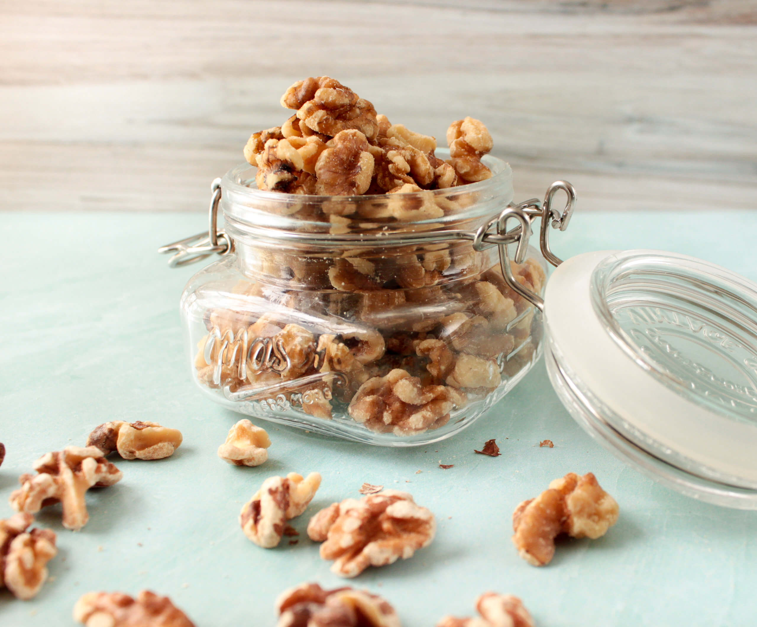 All About California Walnuts