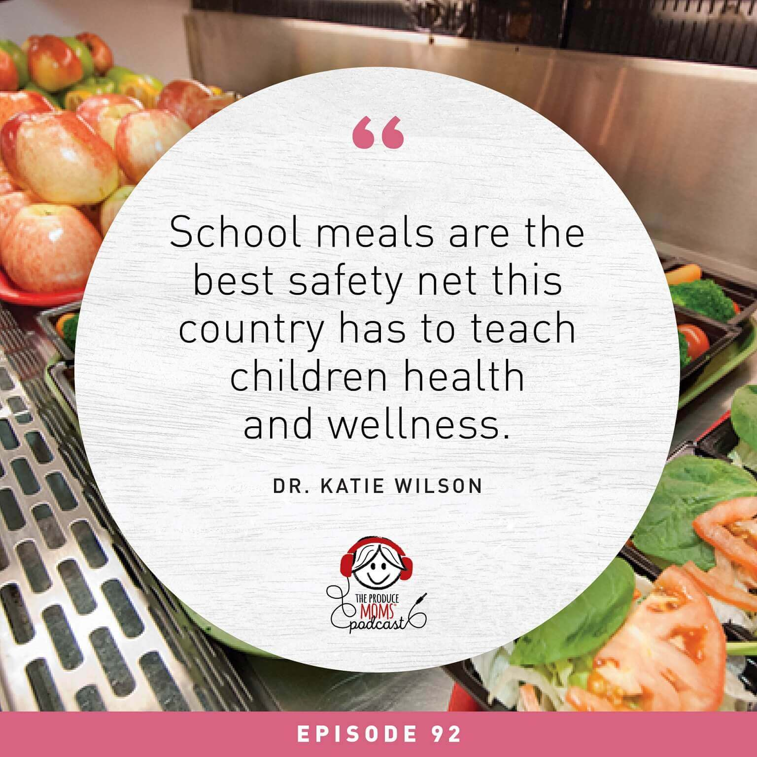 Dr. Katie Wilson quote
