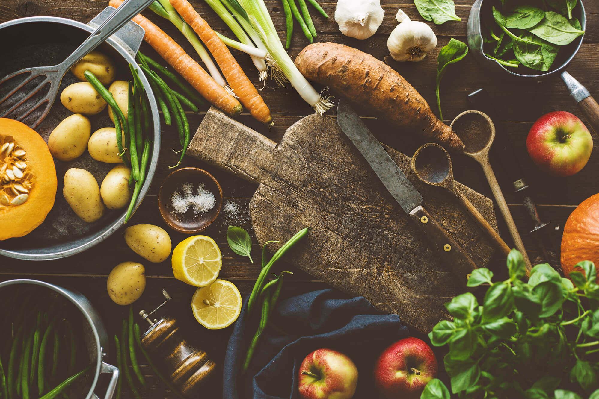 Produce With A Long Shelf Life