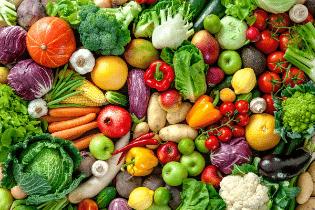 Long-Lasting Fruits & Veggies