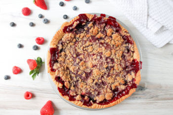 Mega Berry Pie