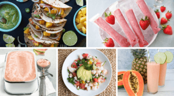 15 Beach Recipes