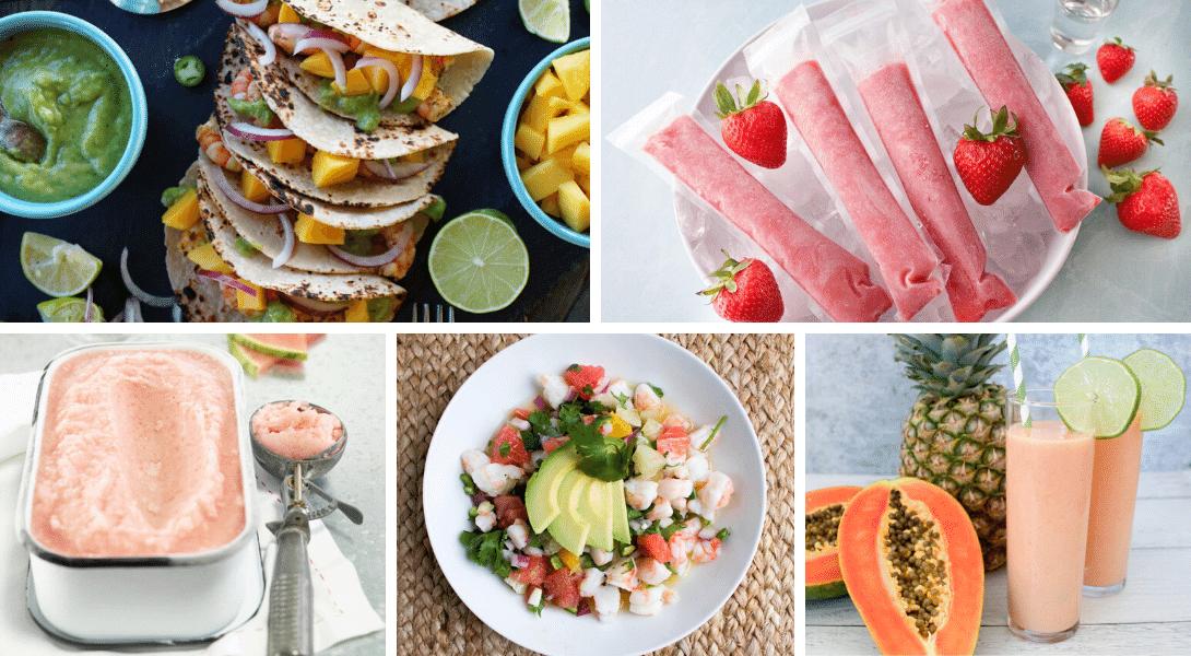 15 Beach Recipes