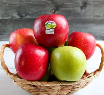 Organic Apeel Apples