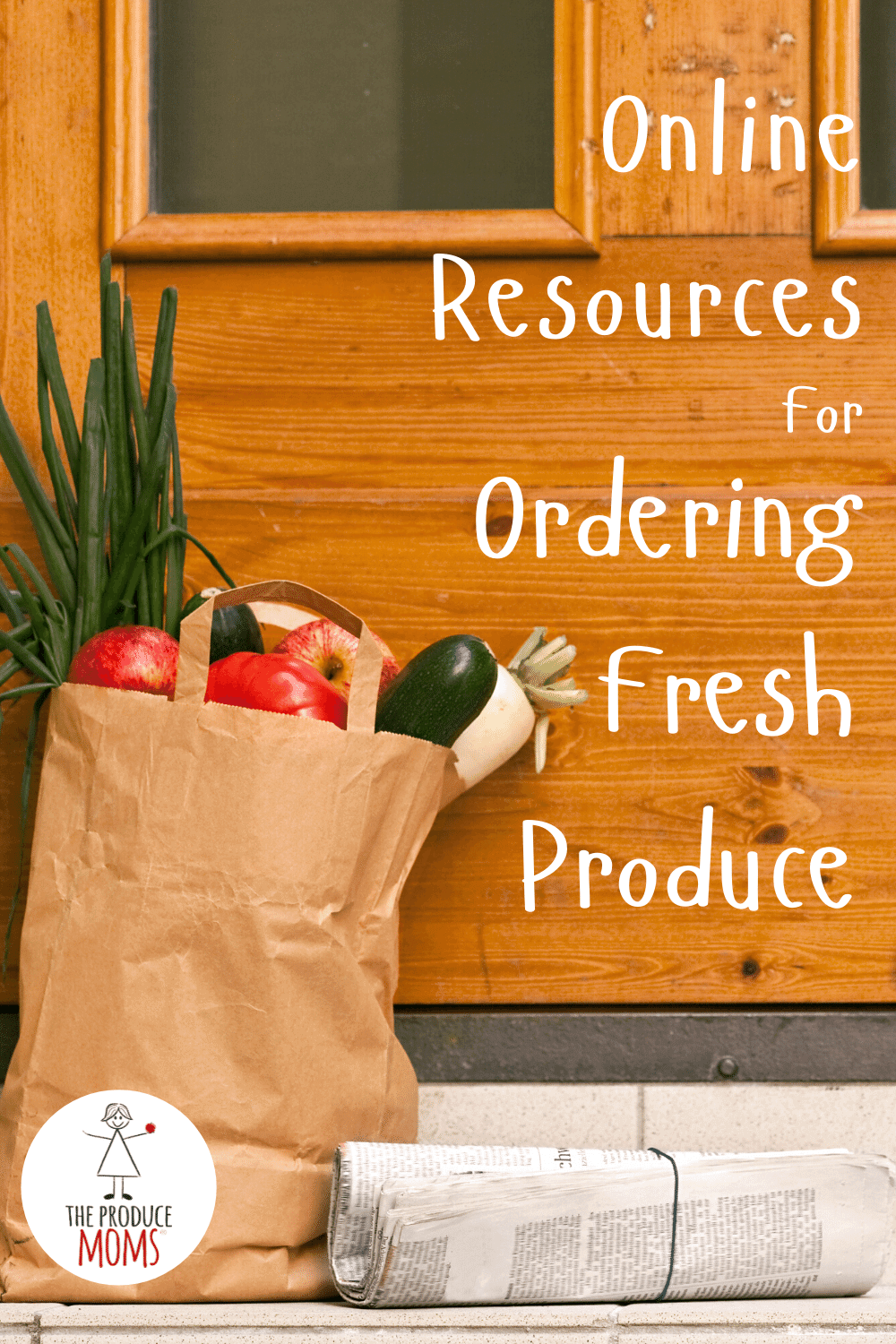 Resources For Ordering Produce Online