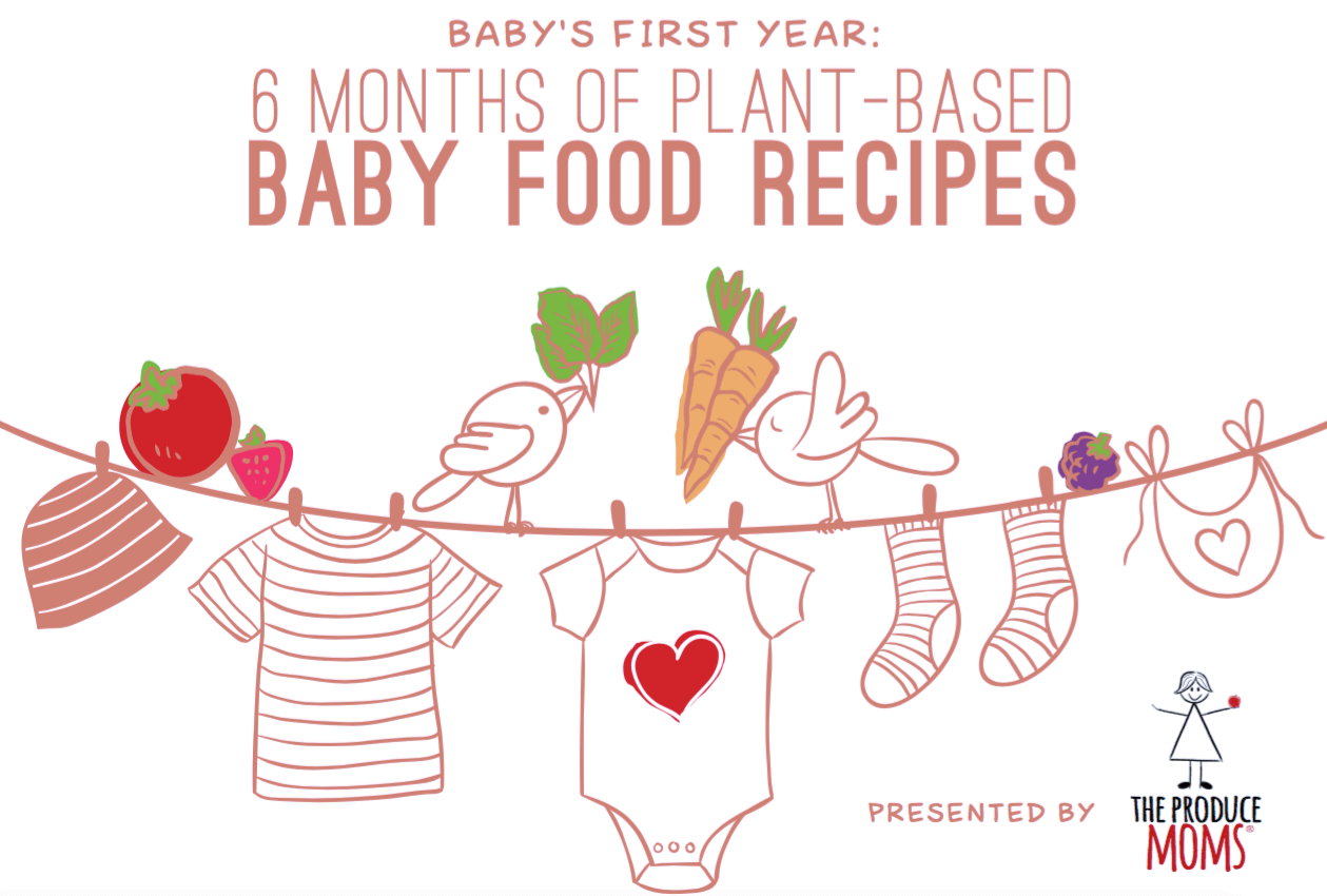 Plant-Based Baby Food Recipes