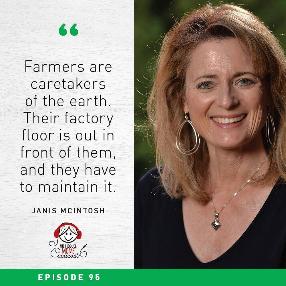 Episode 95: Celebrating Earth Day with Janis McIntosh, Director of Marketing, Innovation, and Sustainability at Naturipe Farms
