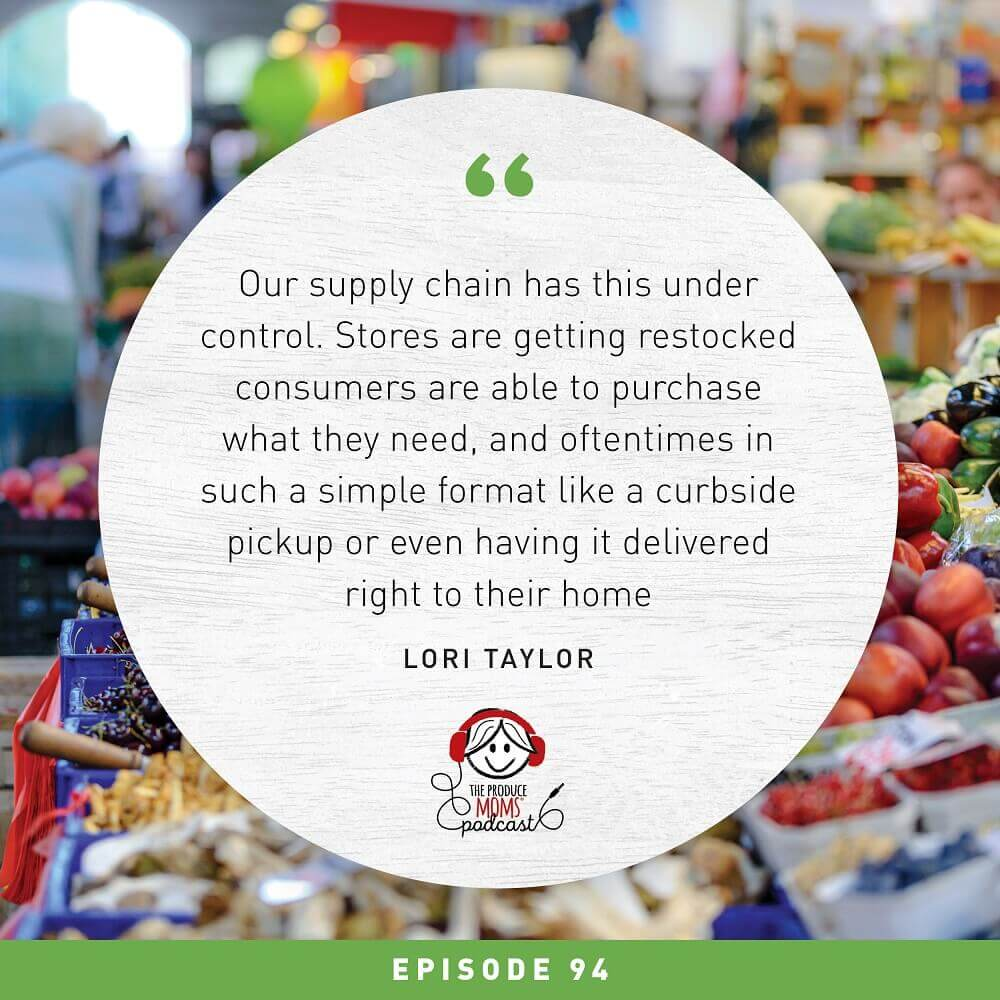 Episode 94 COVID-19 Produce Industry Impact