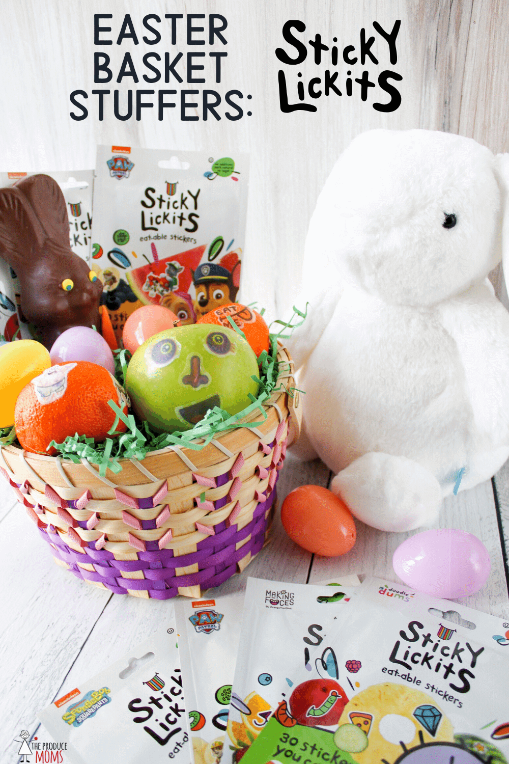 Easter Basket Stuffers: StickyLickits