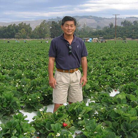 Naturipe Strawberry Farmer Bill Ito