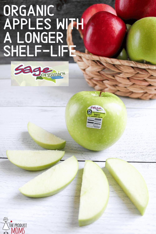 Organic Apeel Apples