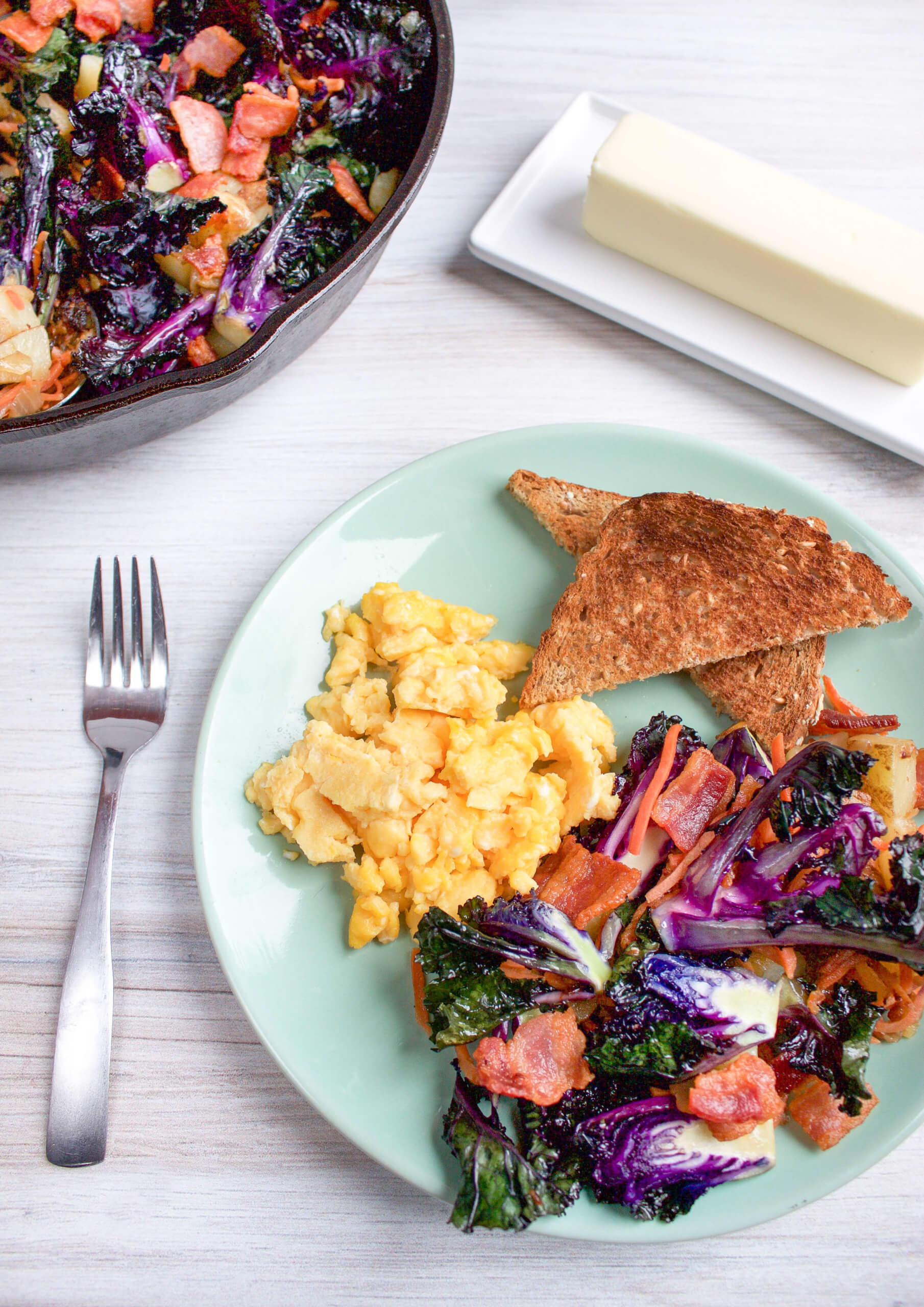 Easter Brunch Recipes: Lollipops® and Potato Breakfast Hash
