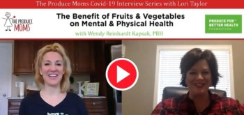 Fruits and Vegetables Increase Mental & Physical Health