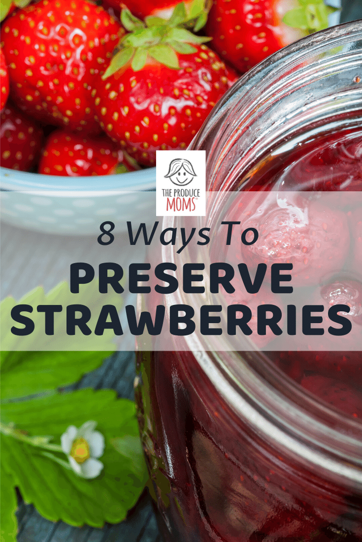 Preserve Strawberries