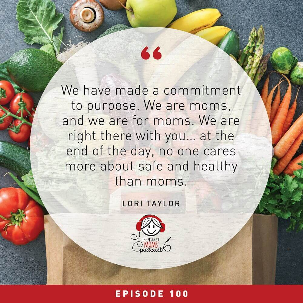 The Produce Moms' Commitment