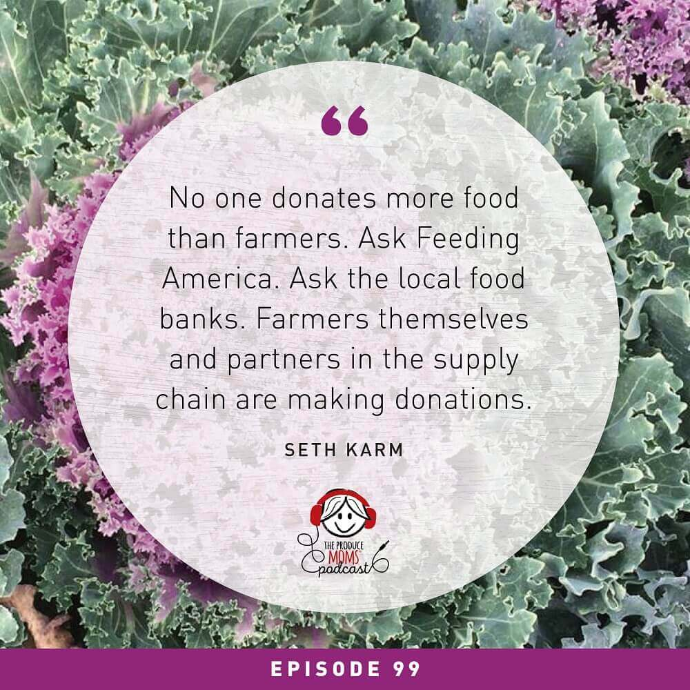 Episode 99 COVID-19 and Agriculture Seth Karm Quote