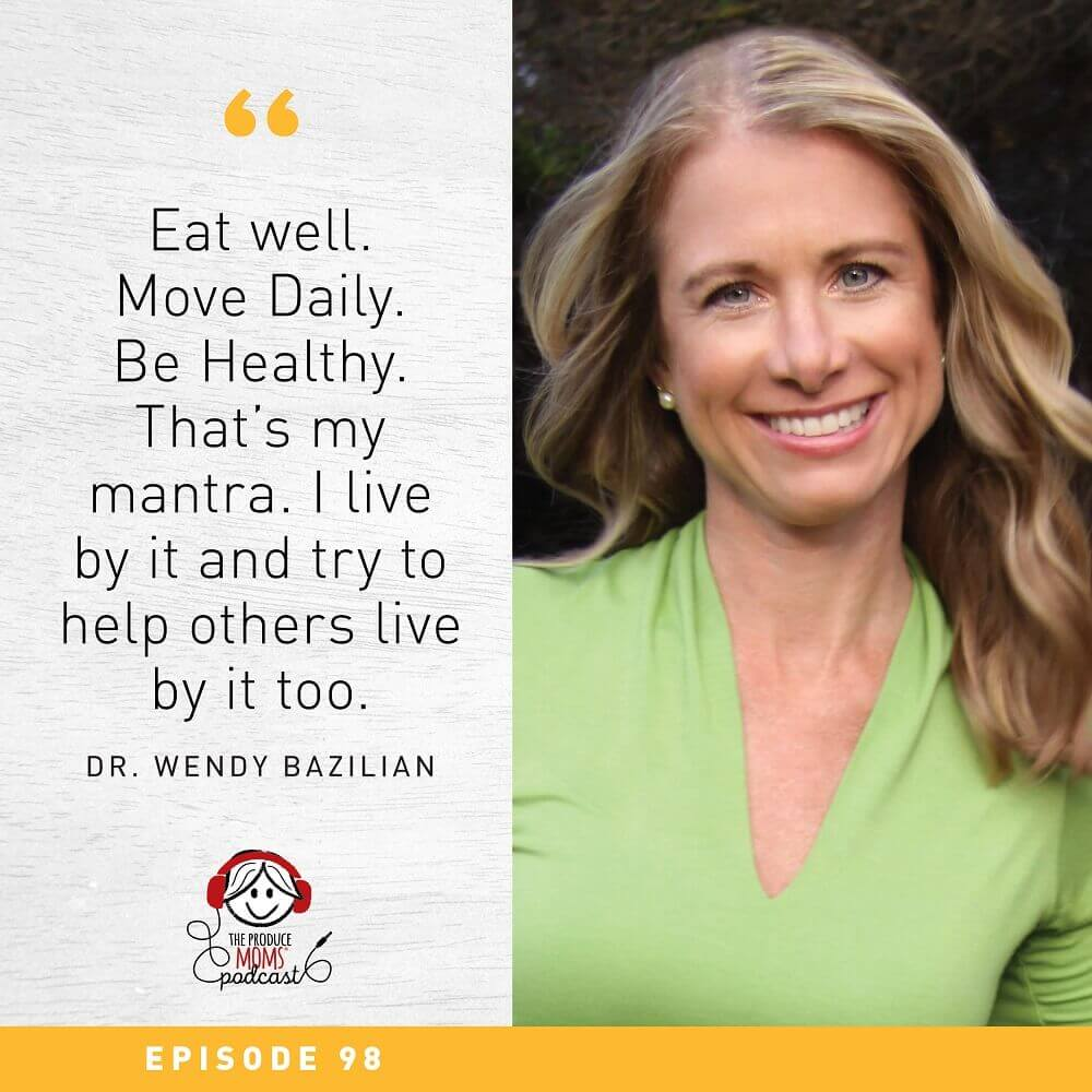 Episode 98 Dr. Wendy Bazilian California Walnuts