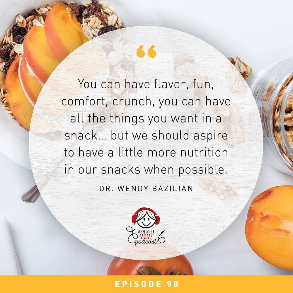 Episode 98 Dr. Wendy Bazilian Quote