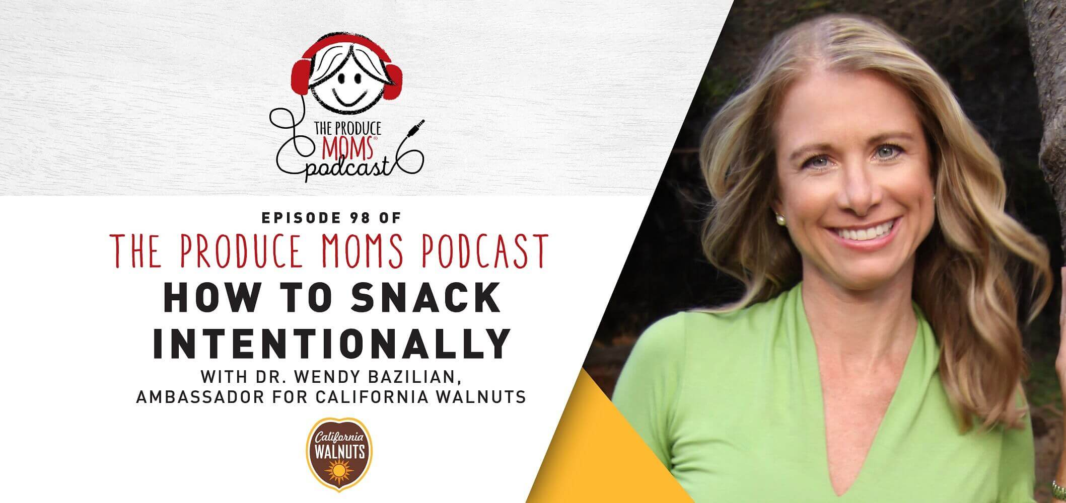 Episode 98 Dr. Wendy Bazilian Title Banner