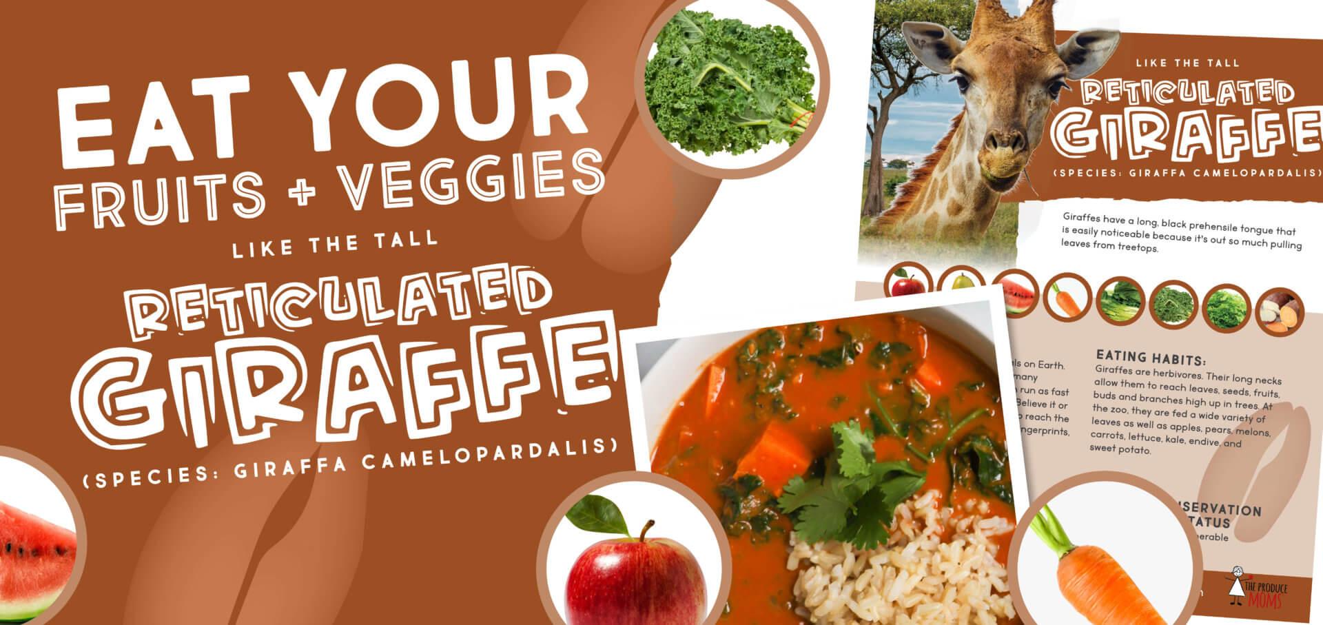 Eat Like A Giraffe: Vegan African Stew